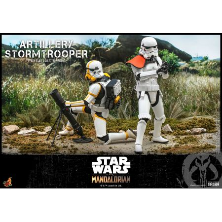 Artillery Stormtrooper 1:6 Scale Figure Hot Toys 908285