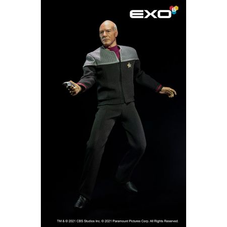 Captain Jean-Luc Picard 1:6 Scale Figure EXO-6