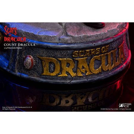 Count Dracula 2_0 1:4 Scale Statue Star Ace Toys Ltd 908278