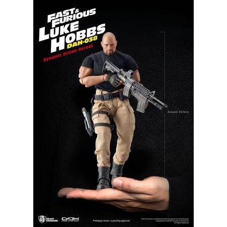 Luke Hobbs 8-inch Action Figure Beast Kingdom 908276