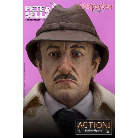 Peter Sellers (L'Inspecteur Edition) 1:6 Scale Figure Infinite Statue 908178