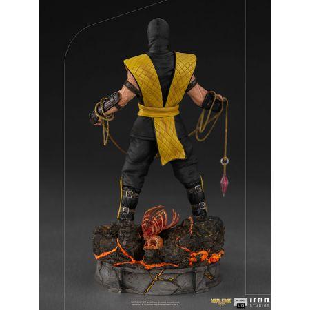 Scorpion 1:10 Scale Statue Iron Studios 908251