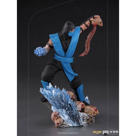 Sub-Zero 1:10 Scale Statue Iron Studios 908250
