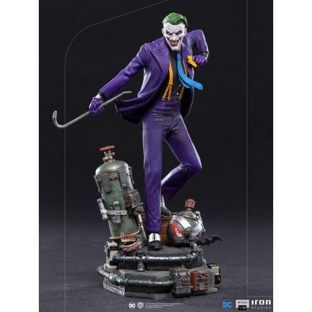 The Joker 1:10 Scale Statue REGULAR VERSION Iron Studios 908228