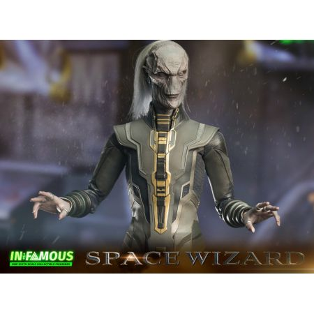 Space Wizard 1:6 scale action figure In-Famous IF001