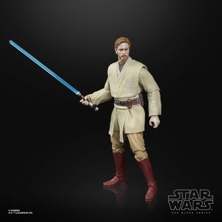 Star Wars The Black Series Archive 6-inch scale action figure - Obi-Wan Kenobi Hasbro