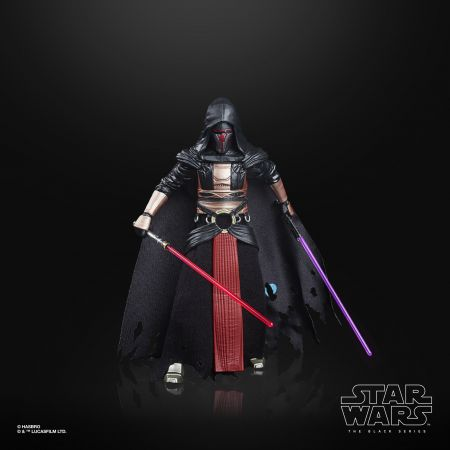 Star Wars The Black Series Archive 6-inch scale action figure - Darth Revan Hasbro