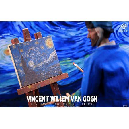 Vincent Willem Van Gogh 1:6 scale figure Present Toys PT SP29