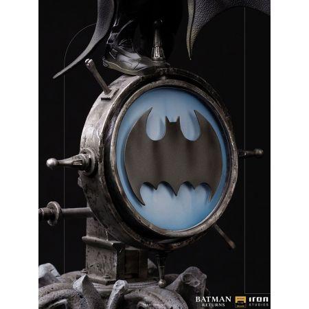 Batman Deluxe 1:10 Scale Statue Iron Studios 908580