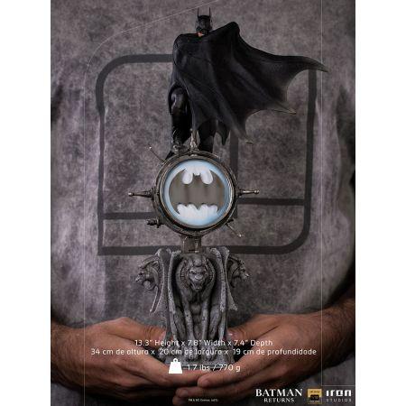 Batman Deluxe 1:10 Scale Statue Iron Studios 908580Batman Deluxe 1:10 Scale Statue Iron Studios 908580
