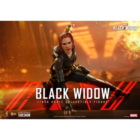 Black Widow 1:6 Scale Figure Hot Toys 908908