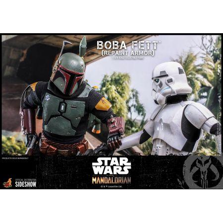 Boba Fett (Repaint Armor) 1:6 Scale Figure Hot Toys 908895