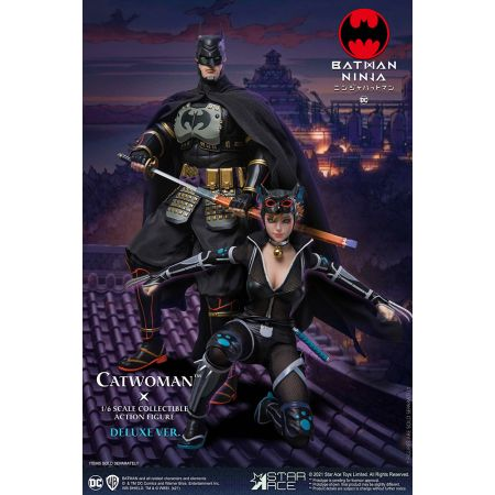 Catwoman (Deluxe Version) 1:6 Figure Star Ace Toys Ltd 908460