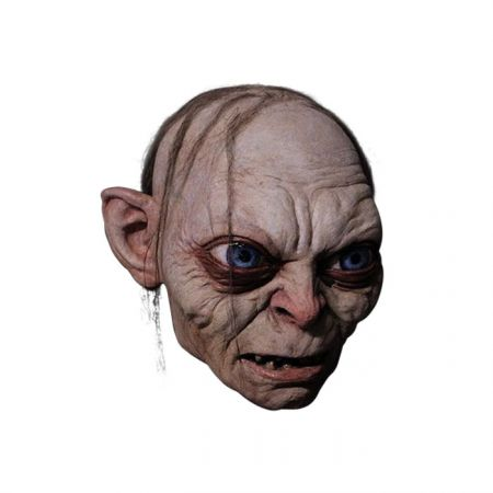 Gollum Mask Prop Replica Trick or Treat Studios 908515