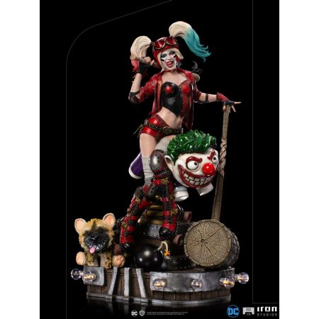 Harley Quinn 1:3 Scale Statue Iron Studios 908707