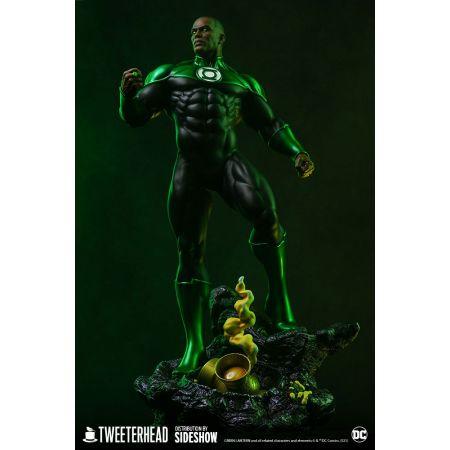 John Stewart - Green Lantern 1:6 Scale Maquette Tweeterhead 908706