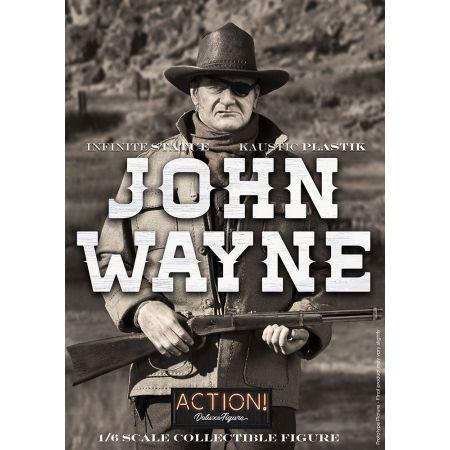 John Wayne 1:6 Scale Figure Infinite Statue 908906