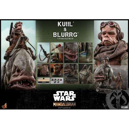 Kuiil & Blurgg 1:6 Scale Figure Set Hot Toys 908593