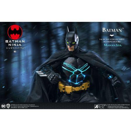 Modern Batman (DELUXE VERSION) 1:6  Scale Figure Star Ace Toys Ltd 908551