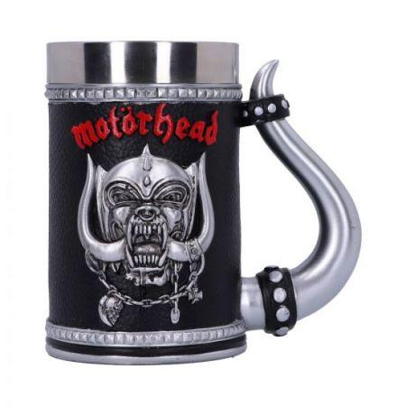 Motorhead Tankard Collectible Drinkware Nemesis Now 908625