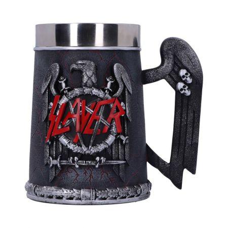 Slayer Verre de collection Tankard Nemesis Now 908604