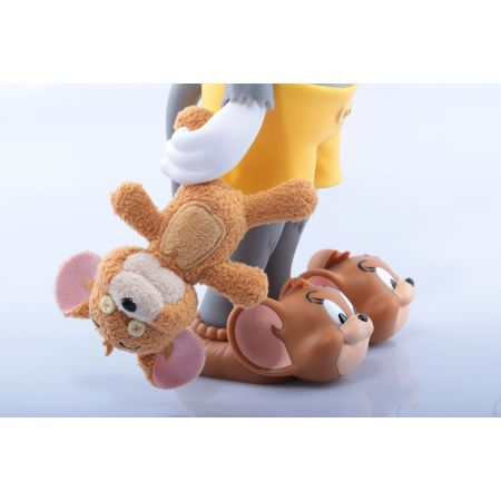 Tom & Jerry Catnap (Special Version with Plush Jerry) Collectible Figure by Soap Studio 908596