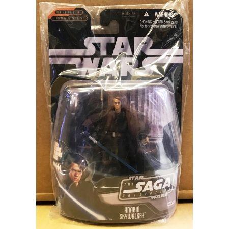 Star Wars The Saga Collection 3,75-inch action figure - ROTS Anakin Skywalker (2006) Hasbro 025