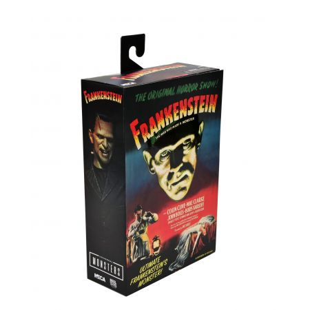Universal Monsters Ultimate Frankenstein (colors) 7-inch scale action figure NECA 04804