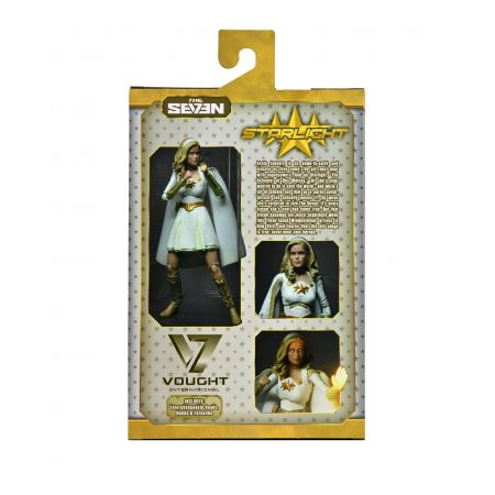 The Boys - Ultimate Starlight 7-inch Scale Action Figure NECA 61901
