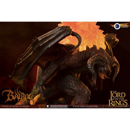 The Lord of the Rings Balrog Collectible Figure Asmus Collectible Toys 908911