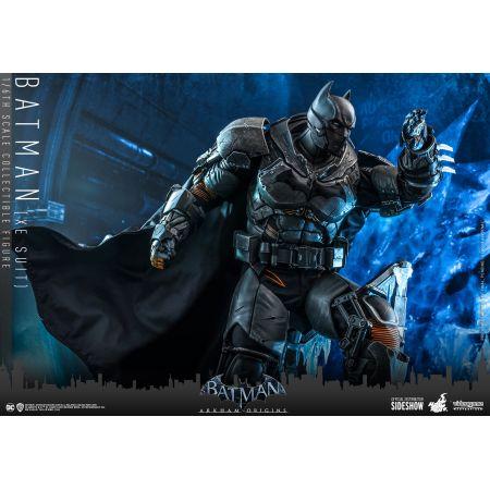 DC Batman: Arkham Origins - Batman (XE Suit) 1:6 Scale Figure Hot Toys 908863