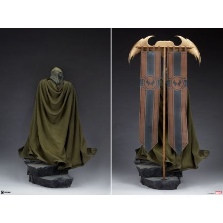 Doctor Doom Maquette Sideshow Collectibles 400360