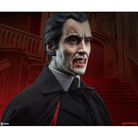 Dracula (Christopher Lee) Premium Format Figure Sideshow Collectibles 300295