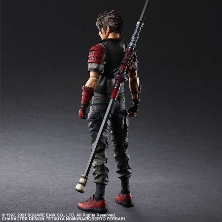 Final Fantasy VII Remake Intergrade Sonon Kusakabe Action Figure Square Enix 908757