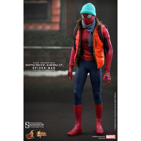 Marvel The Amazing Spider-Man 2 figurine échelle 1:6 VERSION EXCLUSIVE Hot Toys 9021891 MMS244