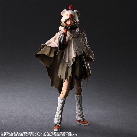 Final Fantasy VII Remake Intergrade Yuffie Kisaragi Action Figure Square Enix 908756