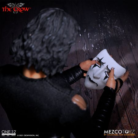 One:12 Collective - The Crow action figure Mezco Toyz 76474