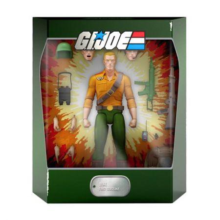 GI Joe Ultimates Duke 7-Inch Action Figure Super7 81725