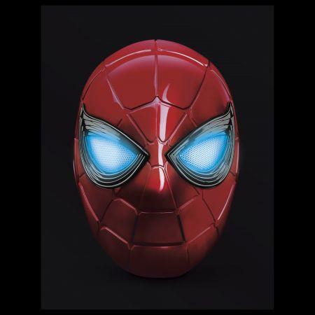 Marvel Legends Series Iron Spider Electronic Helmet Hasbro