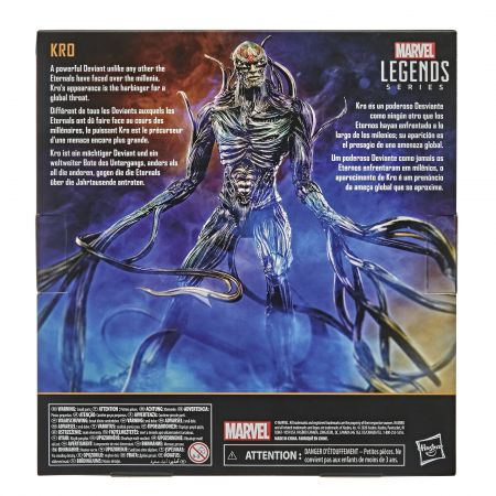 Marvel Legends Series Eternals Kro 6-inch scale action figure Hasbro
