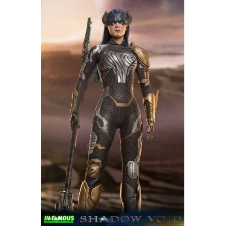 The Shadow Void 1:6 scale action figure In-Famous IF002