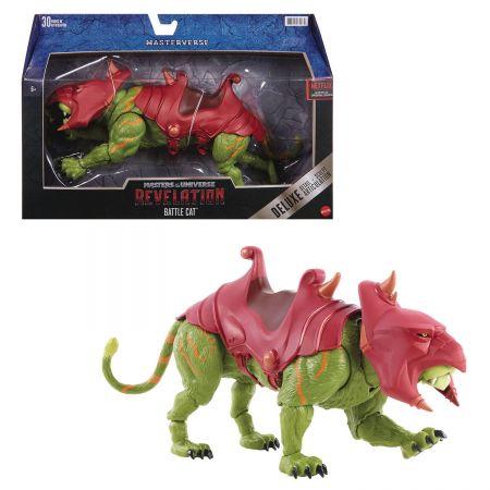Masters of the Universe Masterverse Revelation Battle Cat Figure Mattel