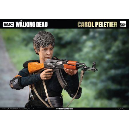 Walking Dead Carol Peletier 1:6 Scale Figure Threezero 909214
