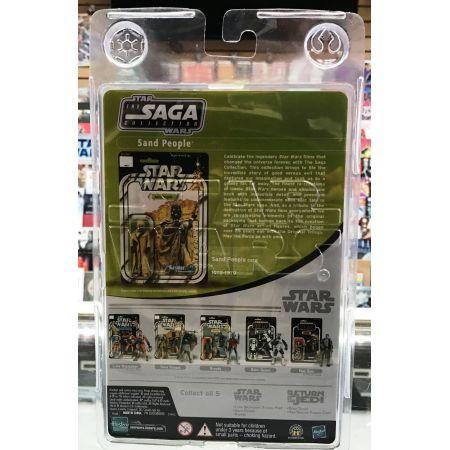 Star Wars The Saga Collection 3,75-inch - Sand People (Tusken Raider) action figure Hasbro 87065