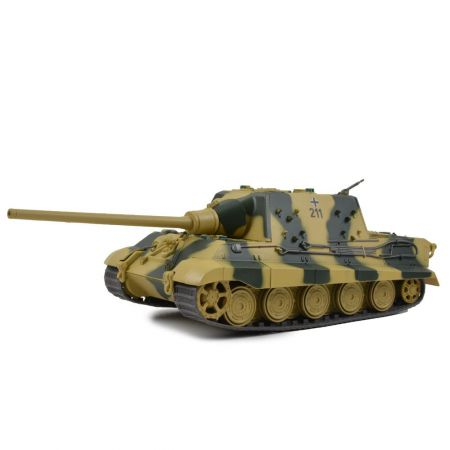 "German Jagdpanzer VI Jagdtiger Heavy Tank Destroyer with Henschel Turret - ""211"", Germany, 1945 (1:43 Scale) Motorcity Classics 23186-45"