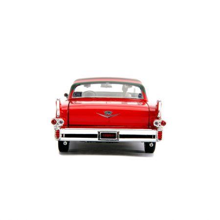 A Nightmare On Elm Street – Freddy Krueger & 1958 Cadillac Series 62 (1:24 scale) diecast Jada Toys 31102