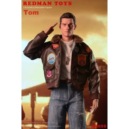 Top Tom 1:6 scale action figure Redman Toys RM055