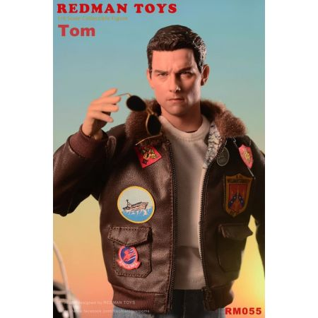 Top Tom 1:6 scale action figure Redman Toys RM055Top Tom 1:6 scale action figure Redman Toys RM055