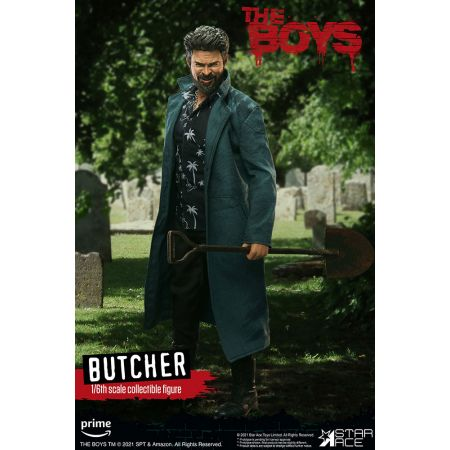 The Boys - Billy Butcher (Deluxe version) 1:6 Scale Figure Star Ace Toys Ltd 909560