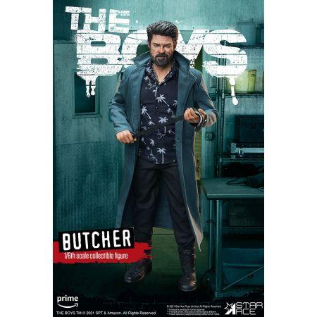 The Boys - Billy Butcher (regular version) 1:6 Scale Figure Star Ace Toys Ltd 909559